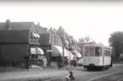 De Gooise motortram vertrekt uit Gorredijk