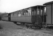 De BC 21 in Gorredijk, 10 juli 1936.