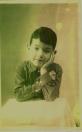 Jacob Leefsma, zoon van Jozef Leefsma. Leeuwarden, 28 maart 1935 – Auschwitz, 11 februari 1944