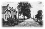 Kazerne Koninklijke Marechaussee 1895