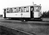 Tram van N.T.M. te Gorredijk in 1947