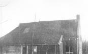 Loevestein 9 voor de restauratie. Foto 1983