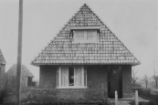 Het huis van Geert van der Heide