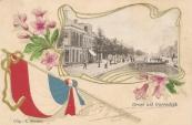 Groeten uit Gorredijk, 1904 Langewal