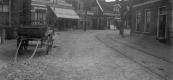 1913 Noord-Oost Dubbelestraat.