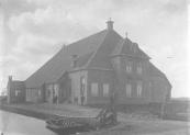 Boerderij aan de Fûgelsang in Jonkersland.
