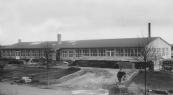 De ambachtsschool 1950, vlak voor de opening