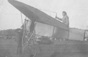 Uit een dergelijk vliegtuigje maakte Sietse Teijema in 1922 zijn luchtfoto's.