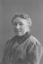Anna Sikkes v/d Meulen, vrouw van Gerrit Dokter 1851-1940.