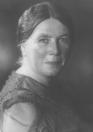 De vrouw van Jaap Winkelman.