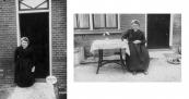 De waarzegster Kjille (Cornelia) Modderman was zeer bedreven in het voorspellen van de toekomst aan de hand van speelkaarten. Tot 1918 woonde zij aan het noordeinde van de Kerkewal, daarna aan de Schoolstraat.