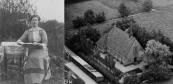 De ongehuwd gebleven Sietske Ringenoldus was Doopsgezind. Vele jaren was ze organist in de Doopsgezinde kerk aan de Stationsweg. Sietske's vader, Anne Wiebes Ringenoldus had een groentenkwekerij op ''de Warmehoek'', die later werd over door Jan v.d. Wal en diens zoon Sietze. Van Dokkumburg was de laatste kweker op deze plaats, maar hij was overgegaan op bloemen en struiken. Rechts de Doopsgezinde kerk aan de Stationsweg die in 1940 werd gebouwd.