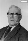 Hendrik Heringa, mede oprichter Streekmuseum. Foto 23 Februari 1968.