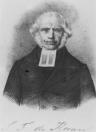 De Gorredijkster theoloog Tamme Foppes de Haan.